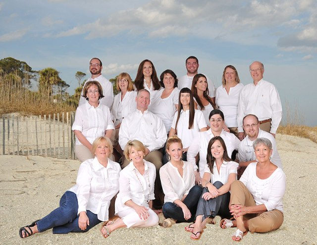 Beach Properties of Hilton Head Staff