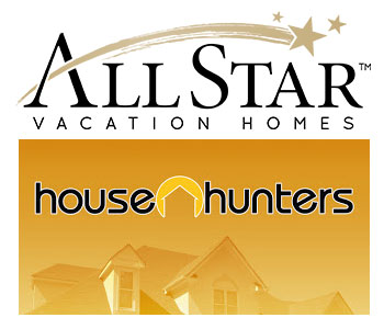 Liverez partner all star vacation homes to appear on hgtv for Hgtv schedule house hunters