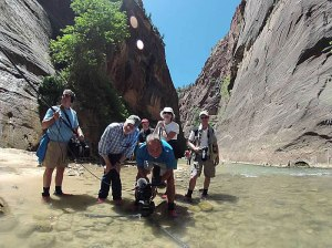 Getting Away Together and Utah Vacation Homes TV Zion National Park