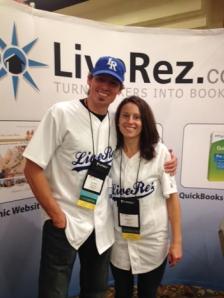VRMA 2012 Conference - LiveRez