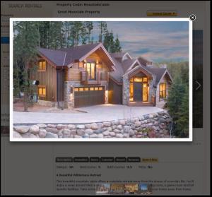 Large Images Website Conversion