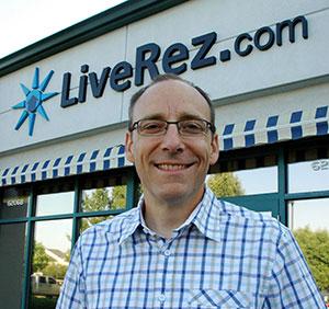 Brian Sevy - LiveRez.com