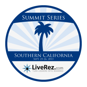 LiveRez Summit Series Southern California