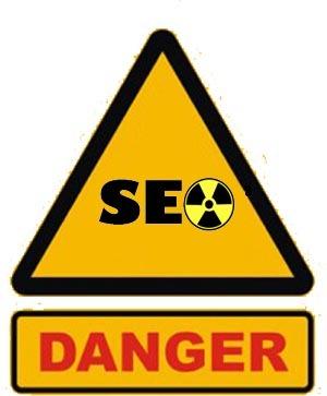 SEO Danger