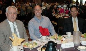 LiveRez CEO Tracy Lotz Boise Mayor David Bieter