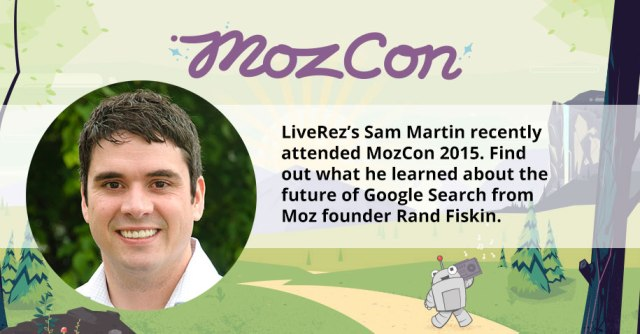 Sam Martin MozCon 2015