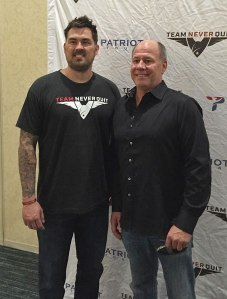 Marcus Luttrell Marcus Luttrell LiveRez CEO Tracy Lotz