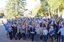 LiveRez and many of its partners at the 2015 LiveRez Partner Conference in October 2015.
