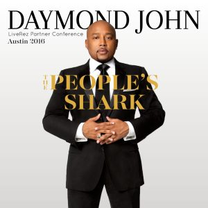 Daymond John - 2016 LiveRez Partner Conference