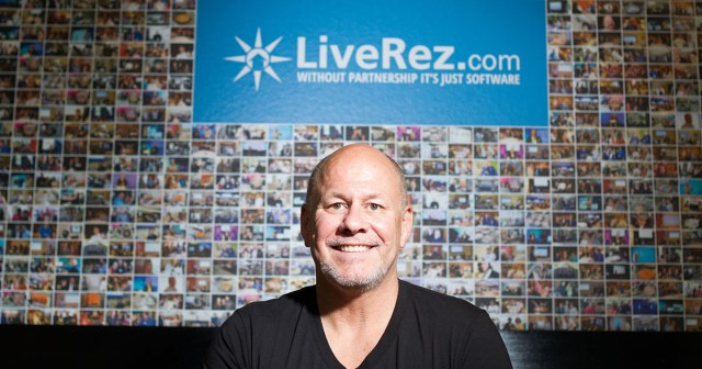 Tracy Lotz - CEO LiveRez